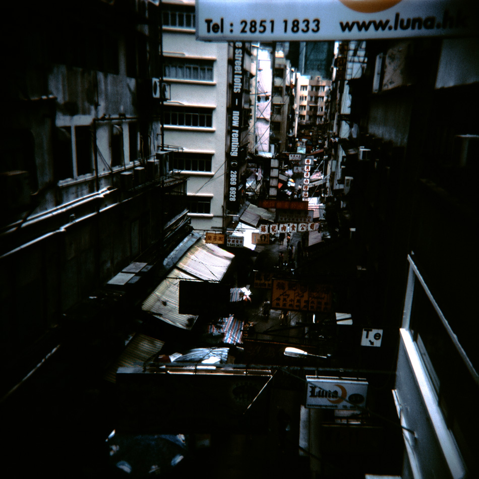 Untitled (View from the Escalator)
